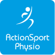 ActionSport Physio centre physiotherapie suisse logo