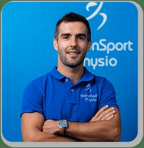 Action Sport Physio Praticien Bertrand Lavigne